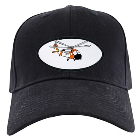 HH-60 Coast Guard Black Cap