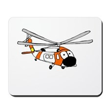HH-60 Coast Guard Mousepad