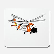 HH-60 Coast Guard Mousepad