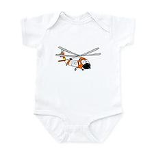 HH-60 Coast Guard Infant Bodysuit