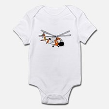 HH-60 Coast Guard Infant Bodysuit