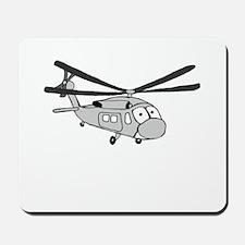 HH-60 Gray Mousepad