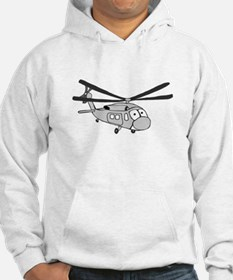 HH-60 Gray Hoodie