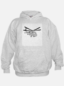 HH-60 Gray Hoodie