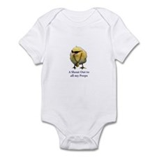Cool Chick Infant Bodysuit