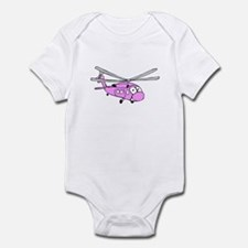 UH-60 Girly Infant Bodysuit