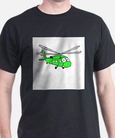 UH-60 Green T-Shirt