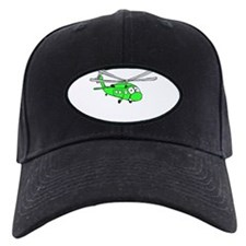 UH-60 Green Baseball Hat