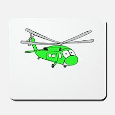 UH-60 Green Mousepad