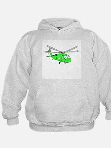 UH-60 Green Hoodie