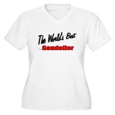 """The World's Best Gondolier"" T-Shirt"