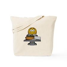 Smiley Hot Rock Massage Thera Tote Bag