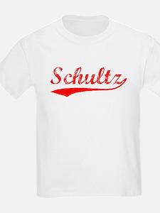 Vintage Schultz (Red) T-Shirt