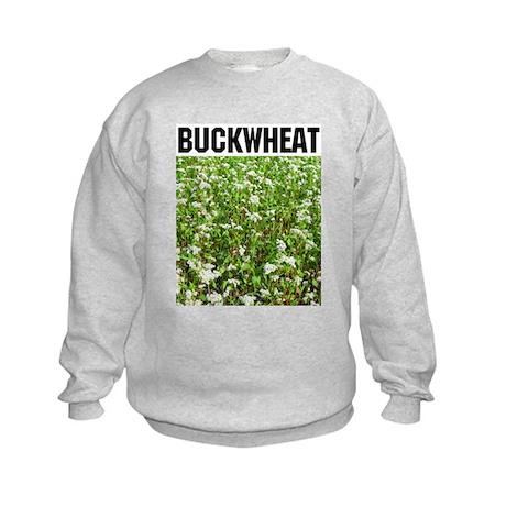 Buckwheat Kids Sweatshirt
