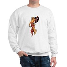 Perseus & Head of the Medusa Sweatshirt