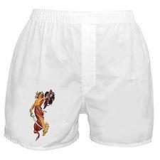 Perseus & Head of the Medusa Boxer Shorts