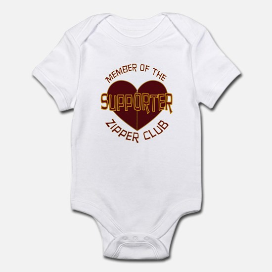 Supporter Infant Bodysuit