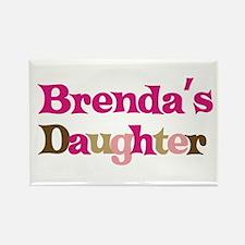 Brenda's Daughter Rectangle Magnet