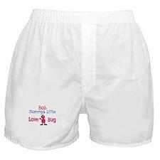 Bob - Mommy's Love Bug Boxer Shorts