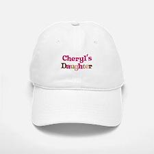 Cheryl's Daughter Baseball Baseball Cap