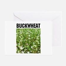Buckwheat Greeting Card