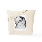 Reinaugen Pigeon Tote Bag