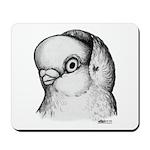 Reinaugen Pigeon Mousepad