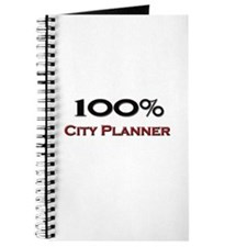 100 Percent City Planner Journal