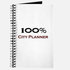 100 Percent City Planner Journal