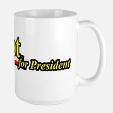 Bigfoot For President Mug