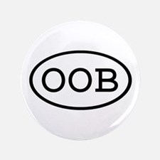"""OOB Oval 3.5"""" Button (100 pack)"""