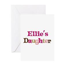 Ellie's Daughter Greeting Card