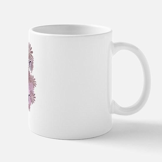Women Drink Beer Mug