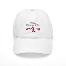Colby - Mommy's Love Bug Baseball Cap