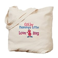 Colby - Mommy's Love Bug Tote Bag