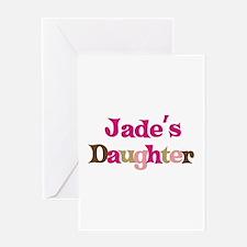 Jade's Daughter Greeting Card