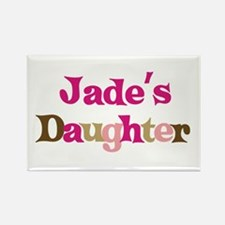 Jade's Daughter Rectangle Magnet