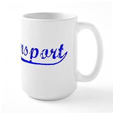 Vintage Williamsport (Blue) Mug