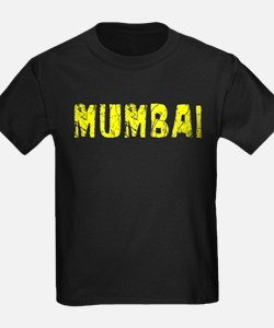 Mumbai Faded (Gold) T