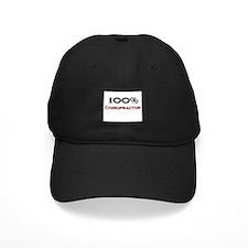 100 Percent Chiropractor Baseball Hat