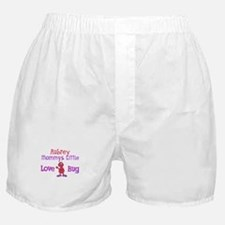 Aubrey - Mommy's Love Bug Boxer Shorts