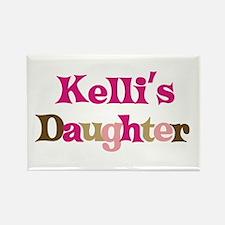 Kelli's Daughter Rectangle Magnet