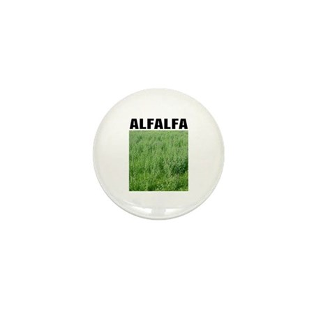 Alfalfa Mini Button (100 pack)