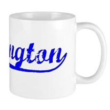 Vintage Wilmington (Blue) Mug