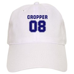 Cropper 08 Baseball Cap