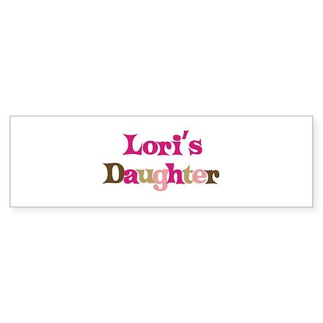 Lori's Daughter Bumper Sticker