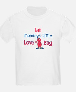 Ian - Mommy's Love Bug T-Shirt