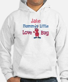 Jake - Mommy's Love Bug Hoodie