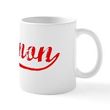 Vintage Shannon (Red) Mug