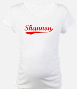 Vintage Shannon (Red) Shirt
